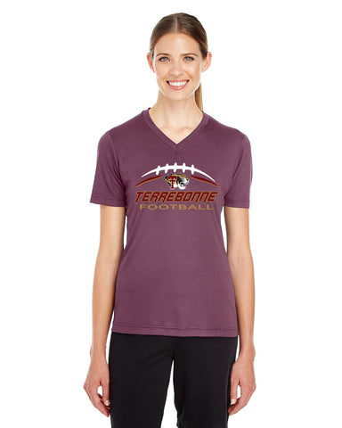 TERREBONNE - Ladies' Zone Performance T-Shirt (ABTT11W)