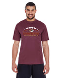 TERREBONNE - Men's Zone Performance T-Shirt (ABTT11)