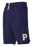 PONTIFF FOOTBALL - Adult Tech Utility Short with Pockets (A 5069PKT)