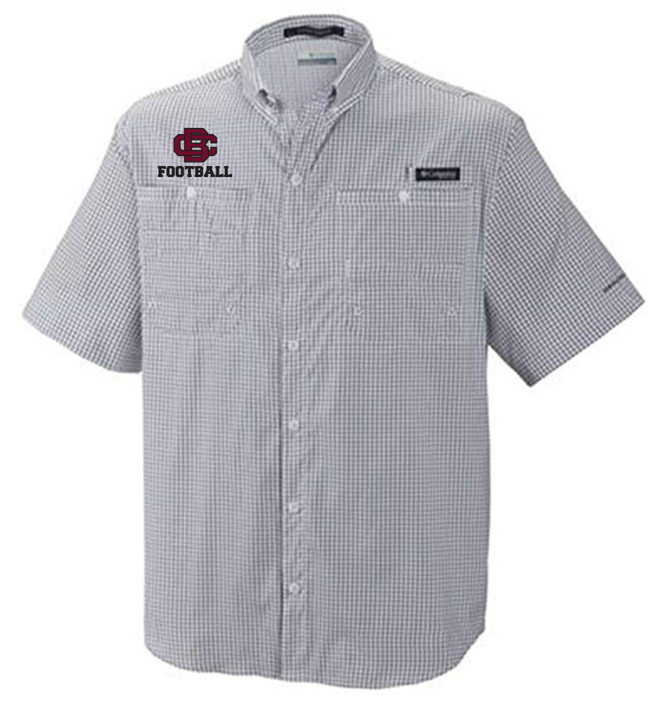 CBS FB - COLUMBIA MEN'S SUPER TAMIAMI S/S SHIRT