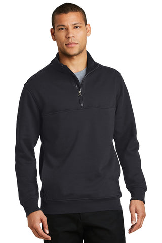 CornerStone®1/2-Zip Job Shirt. CS626