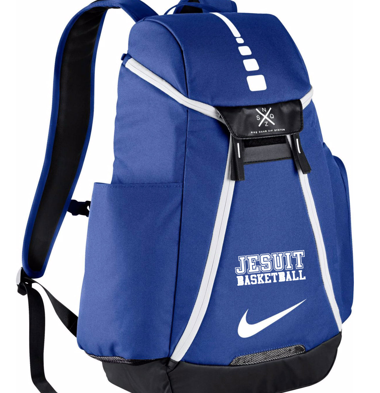 new product 5aae3 f1641 JESUIT - Nike Hoops Elite Max Air Team 2.0 Backpack (D-16629336) – Gus  Willy Apparel