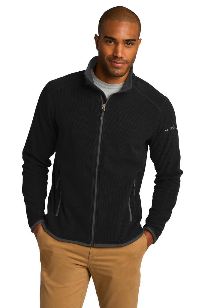 Eddie Bauer® Full-Zip Vertical Fleece Jacket. EB222