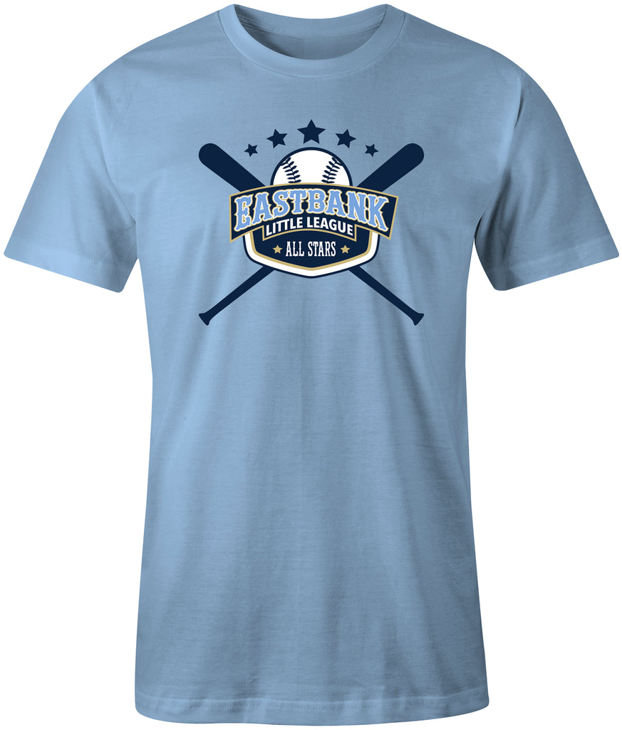 EASTBANK - 10s ALL-STAR TEES (Youth & Adult)