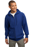 Sport-Tek® Super Heavyweight Full-Zip Hooded Sweatshirt.  F282