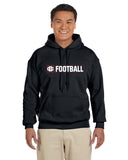 CBS FB - YOUTH HEAVY BLEND HOODIE