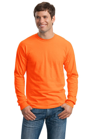 Gildan® - Ultra Cotton® 100% Cotton Long Sleeve T-Shirt.  G2400
