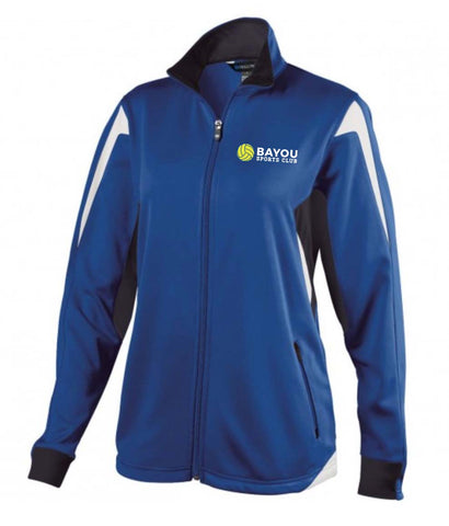 BAYOU SPORTS CLUB - Women's Dedication Jacket