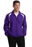 Sport-Tek® Tall Colorblock Raglan Jacket. TJST60