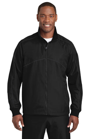 Sport-Tek® Shield Ripstop Jacket.  JST83
