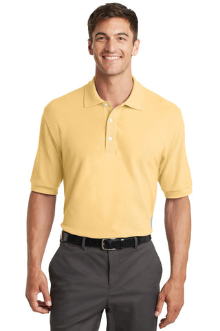 Port Authority® 100% Pima Cotton Polo.  K448