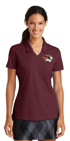 TERREBONNE - Nike Golf - Ladies Dri-FIT Micro Pique Polo (SM354067)