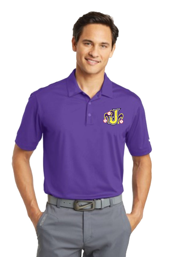 JESTERS 2018 - Nike Dri-FIT Vertical Mesh Polo