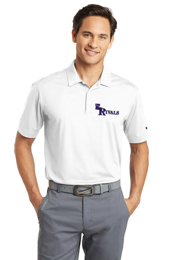 LA Rivals Baseball - Nike Golf MEN'S Vertical Mesh Polo (SM 637167)