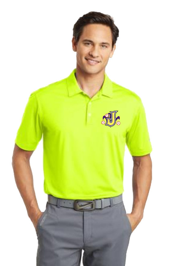 "Jesters - Nike Golf ""Dri-Fit"" Vertical Mesh Polo SM637167"