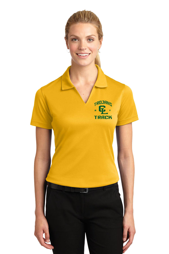 Women's Polo (Gold)