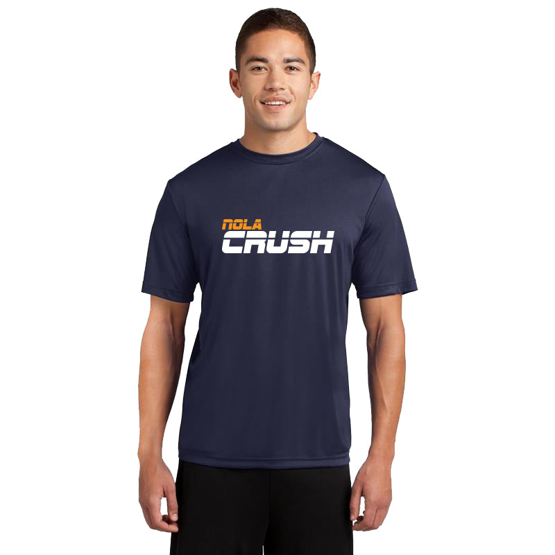 NOLA Crush Baseball - YOUTH PERFORMANCE TEE