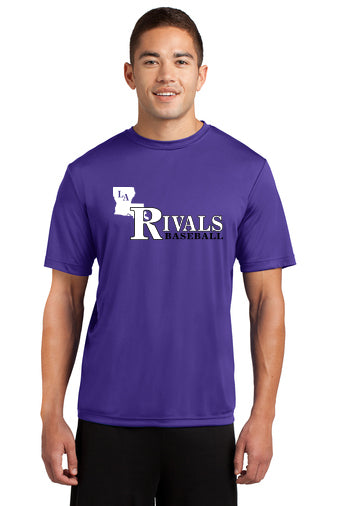 LA Rivals Baseball - UNISEX Competitor Tee (SM ST350)