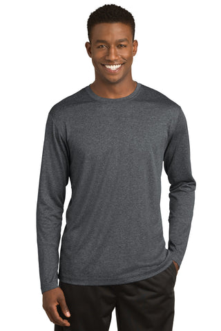 Sport-Tek® Long Sleeve Heather Contender™ Tee. ST360LS