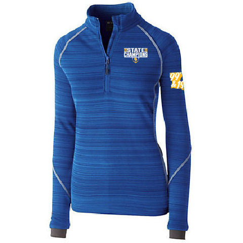 2019 CHAMPS - LADIES DEVIATE PULLOVER