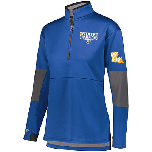 2019 CHAMPS - LADIES SOF-STRETCH PULLOVER