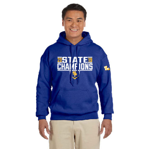 2019 CHAMPS - ADULT HEAVY BLEND PULLOVER HOODIE