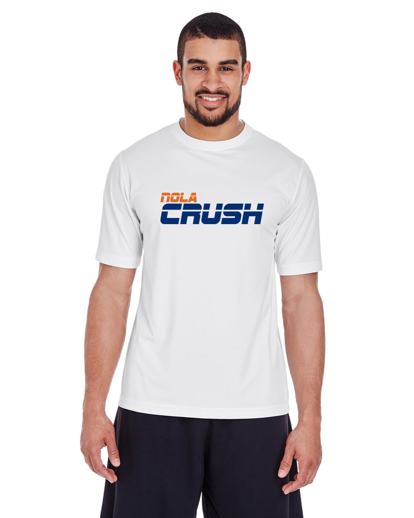 NOLA Crush Baseball - ADULT PERFORMANCE TEE