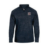 JPRD BIDDY CHAMPS- TONAL BLEND 1/4 ZIP