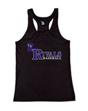 LA RIvals Baseball - YOUTH B-Core Racerback Tank (B 2166)