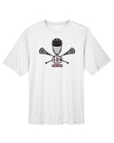 CBS LACROSSE - YOUTH PERFORMANCE TEE