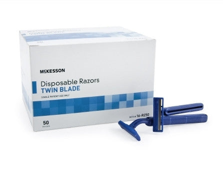 Razor Twin Blade Disposable