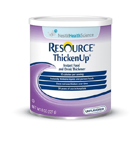 Food and Beverage Thickener Resource® Thickenup® 8 oz. Canister Unflavored Powder Varies By Preparation