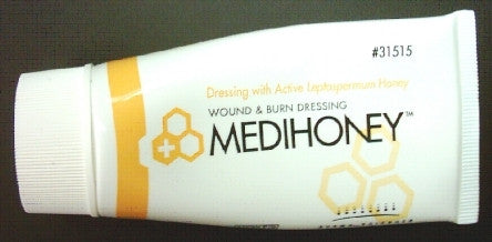 Wound and Burn Dressing MEDIHONEY® Paste 1.5 oz. Tube