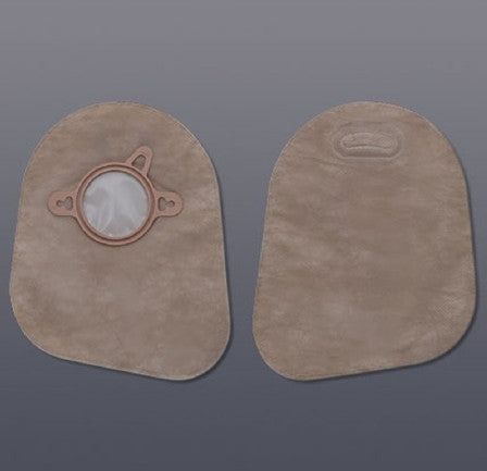 Filtered Ostomy Pouch New Image™ Two-Piece System 9 Inch Length Closed End