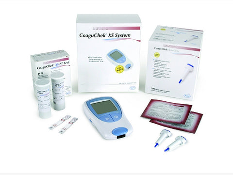 Coagulation Test Strip CoaguChek® XS