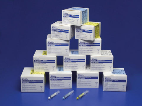 Monoject PreFilled IV Flush Syringes by Medtronic