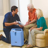 Philips Respironics EverFlo Oxygen Concentrator with OPI (Oxygen Percentage Indicator) 1020001