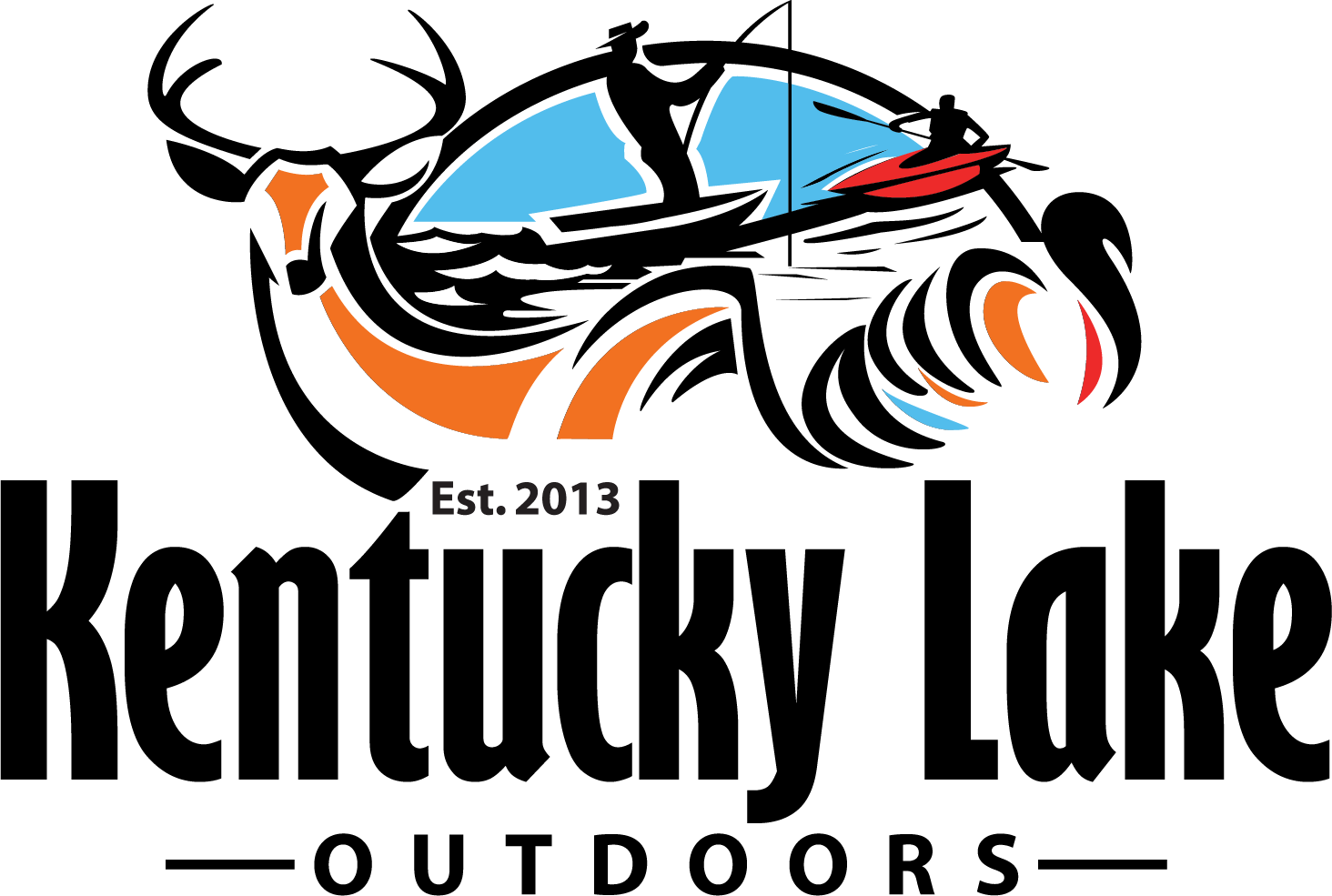 Kentucky Lake Outdoors Logo
