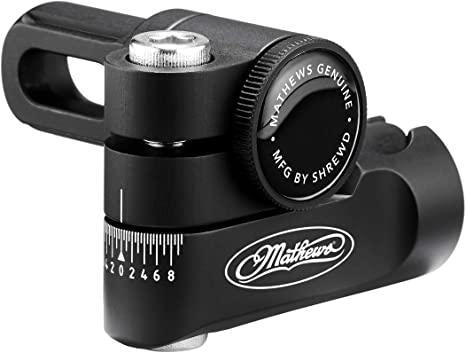 Mathews Adjustable V-Bar Mount