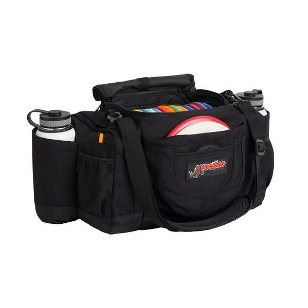 Mojo Disc Golf Bag (Holds 10-15 Discs)