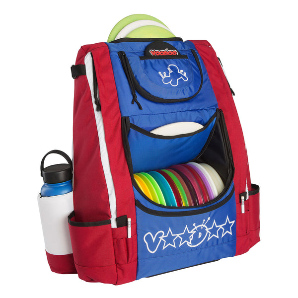 Spinal Tap 3 Freedom Edition Disc Golf Bag (Holds 18-23 Discs)