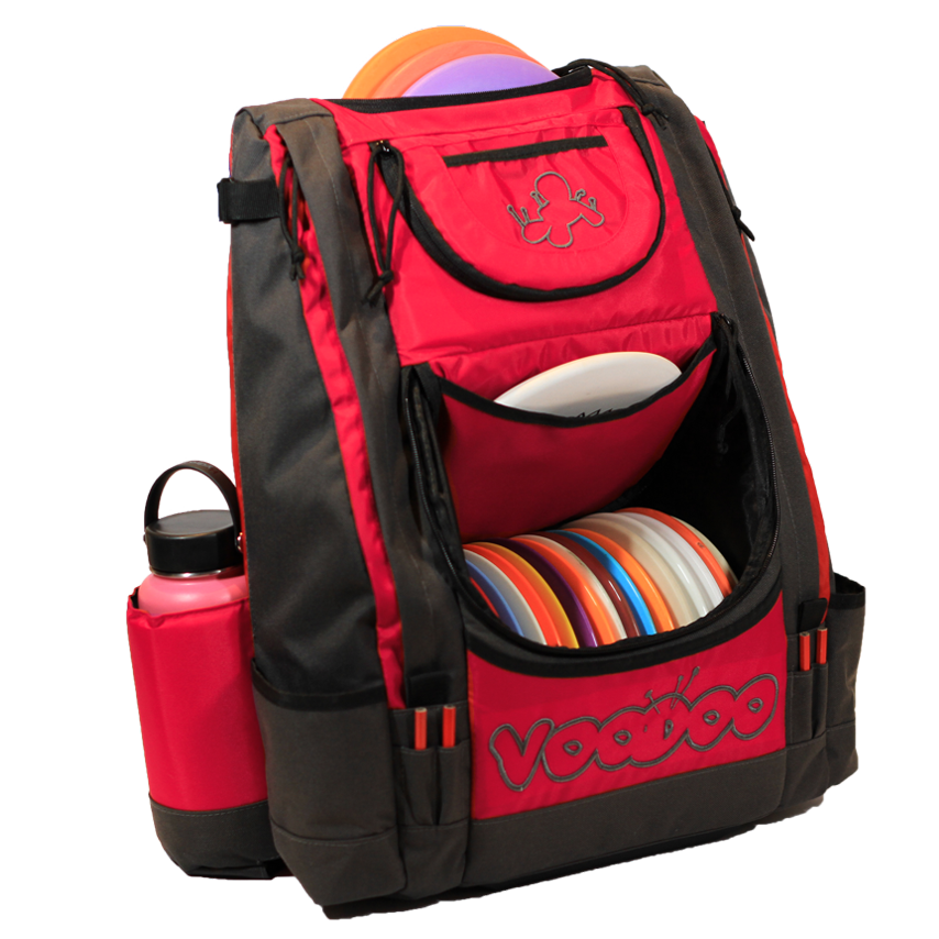 67b1b0916c64 Spinal Tap 3 Disc Golf Bag (Holds 18-23 Discs)