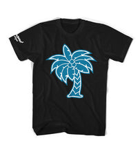 Coconut Tree - Shark Blue