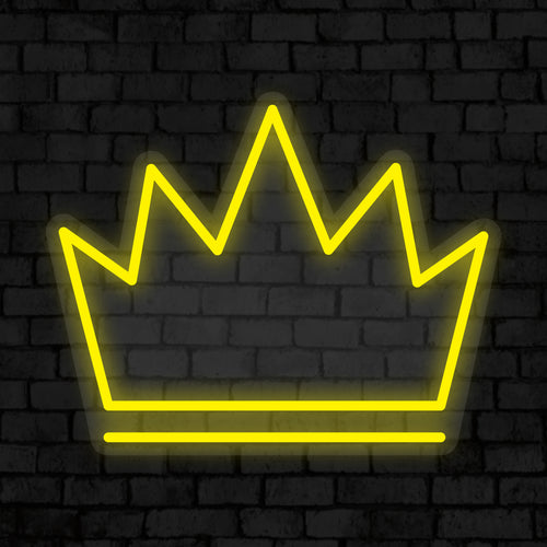 Crown Neon Sign