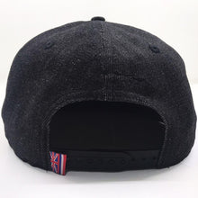 Coconut Tree SnapBack (BlkDenim)