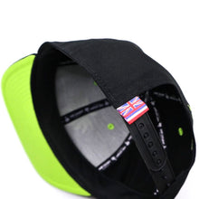 Coconut Tree SnapBack (HiViz)