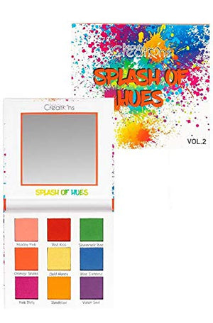 Beauty Creations Splash Of Hues Vol 2 Eyeshadow