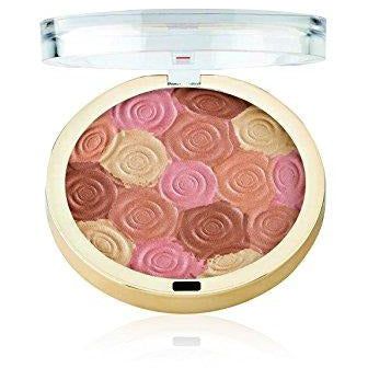 Milani Illuminating Face Powder - Hermosa Rose