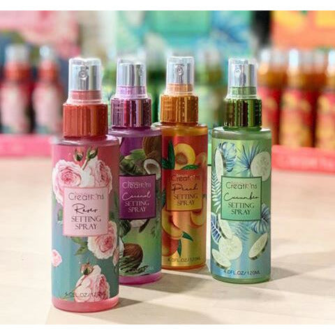 Beauty Creations Setting Spray - Store