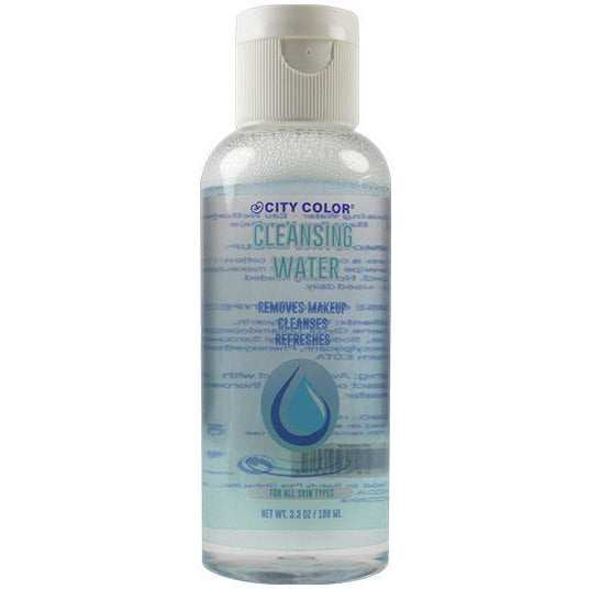 City Color Cleansing Water Makeup Remover Store